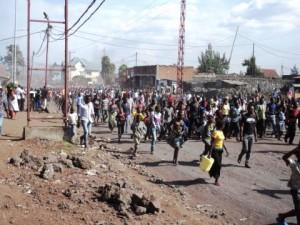 Marche de Goma